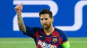 JUST IN;  Barcelona star, Lionel Messi set to join new club as Free agent
