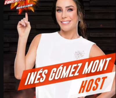 Mexican TV host, Inés Gómez Accused of  embezzling over $146 million from the government'