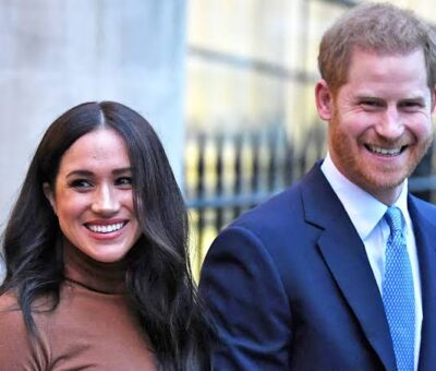 Prince Harry and Meghan pays tribute on 9/11 20th anniversary
