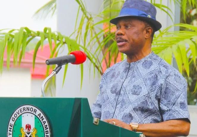 Governor Obiano leads protest against IPOB sit-at-home order