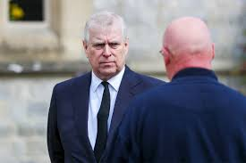 Prince Andrew Receives Legal Papers Notifying Him of Civil Sexual Assault case