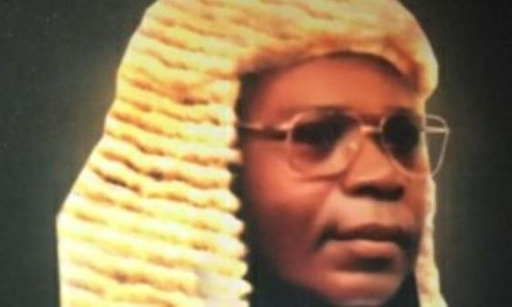 Samuel Ilori, Ex-Lagos Chief Judge is Dead