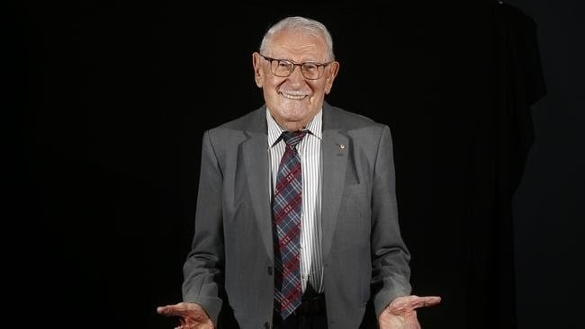 World's 'Happiest man, Eddie Jaku dies aged 101