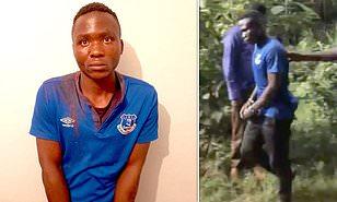 Vampire' who murdered ten children Escapes from Kenyan Prison